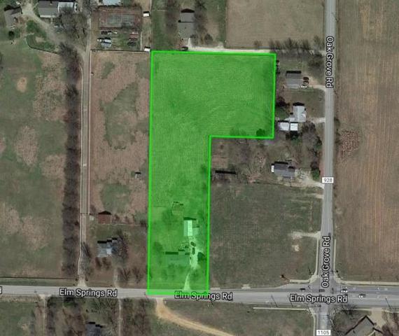5324 Elm Springs  Rd, Springdale, AR 72762 (MLS #1113957) :: McNaughton Real Estate