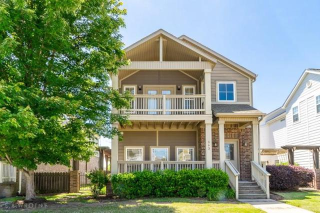 563 N Tennyson  Ln, Fayetteville, AR 72704 (MLS #1114165) :: Five Doors Network Northwest Arkansas