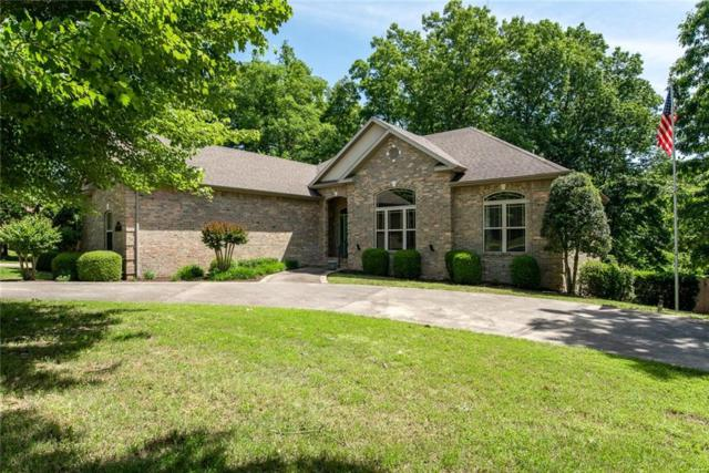 13948 Eastgate  Dr, Rogers, AR 72756 (MLS #1114431) :: McNaughton Real Estate