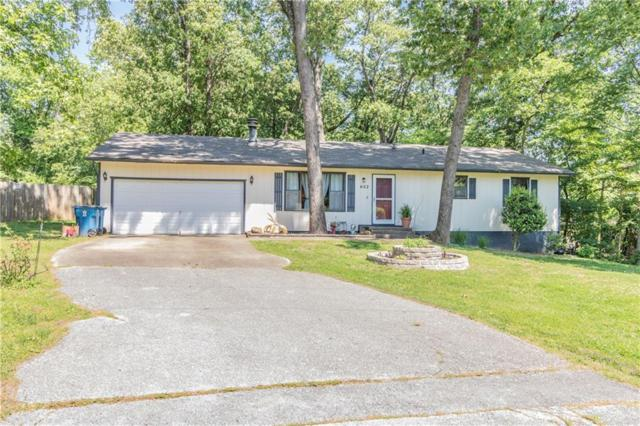 602 Nw J  St, Bentonville, AR 72712 (MLS #1114954) :: McNaughton Real Estate