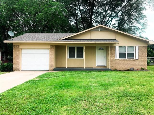 837 Carl  St, Siloam Springs, AR 72761 (MLS #1114962) :: Five Doors Network Northwest Arkansas