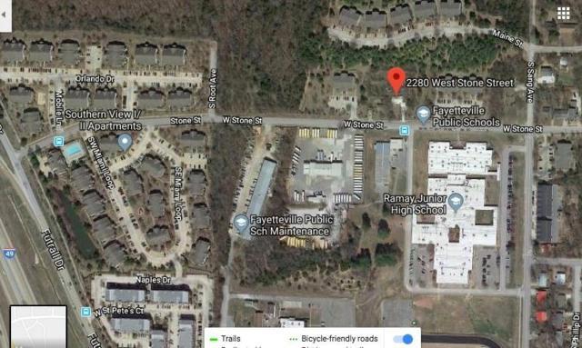 2280 Stone  St, Fayetteville, AR 72701 (MLS #1114986) :: Five Doors Network Northwest Arkansas