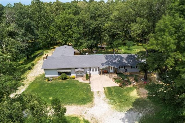 1012 Frisco Cemetery  Rd, Lowell, AR 72745 (MLS #1114998) :: McNaughton Real Estate