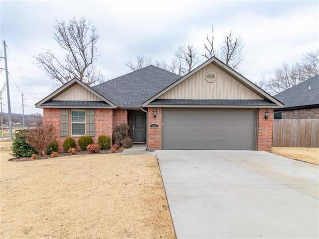 4974 Talon, Fayetteville, AR 72701 (MLS #1115000) :: McNaughton Real Estate