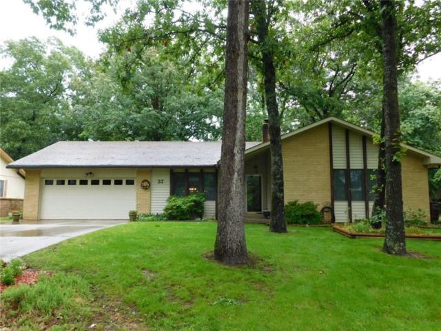 37 Kensington  Dr, Bella Vista, AR 72715 (MLS #1115059) :: McNaughton Real Estate