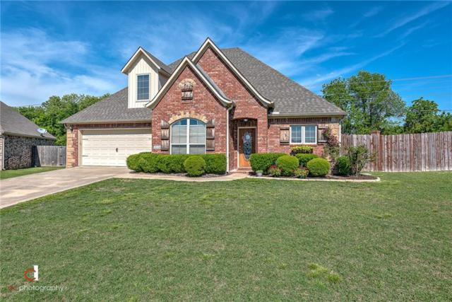 2528 N Vickers  Pl, Fayetteville, AR 72704 (MLS #1115077) :: McNaughton Real Estate