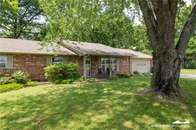 1395 Lewis Woods  Ln, Fayetteville, AR 72701 (MLS #1115422) :: Five Doors Network Northwest Arkansas