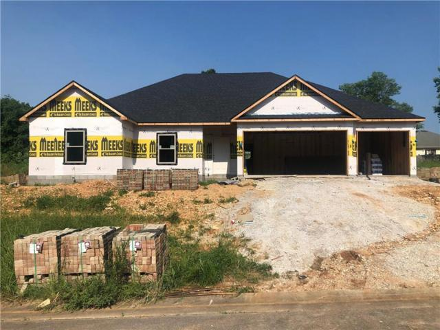 1060 Harrison  St, Pea Ridge, AR 72751 (MLS #1115907) :: HergGroup Arkansas