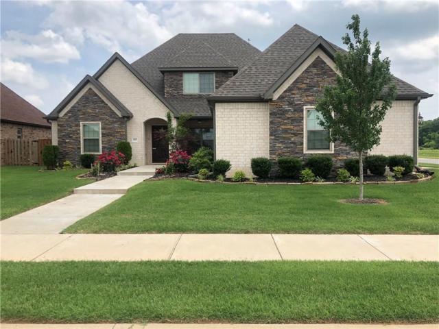 4607 Sw Barton  St, Bentonville, AR 72713 (MLS #1115985) :: HergGroup Arkansas