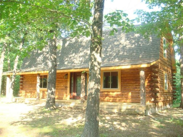 420 Deer Lake  Rd, Kansas, OK 74347 (MLS #1117504) :: Five Doors Network Northwest Arkansas