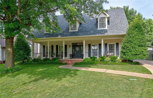 1654 N Charlee  Ave, Fayetteville, AR 72703 (MLS #1117561) :: McNaughton Real Estate
