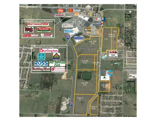 S Dixieland  Rd, Lowell, AR 72745 (MLS #1117673) :: HergGroup Arkansas