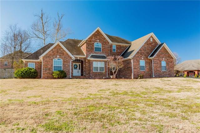1026 Abbey  Ct, Cave Springs, AR 72718 (MLS #1117834) :: McNaughton Real Estate