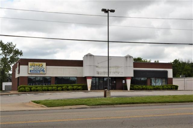 1910 S Zero  St, Fort Smith, AR 72901 (MLS #1117844) :: Five Doors Network Northwest Arkansas