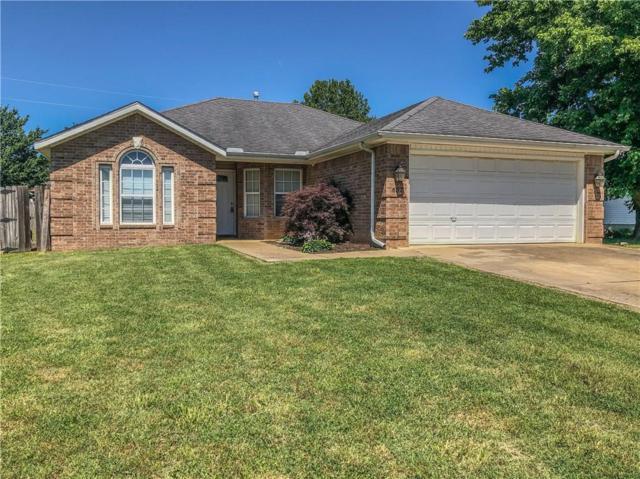 657 Walnut Ridge  St, Centerton, AR 72719 (MLS #1117856) :: HergGroup Arkansas