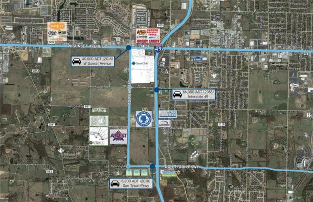 1325 Gene George  Blvd, Springdale, AR 72762 (MLS #1117883) :: McNaughton Real Estate