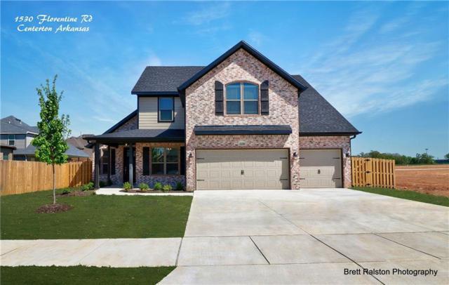 1530 Florentine  Rd, Centerton, AR 72719 (MLS #1117884) :: HergGroup Arkansas