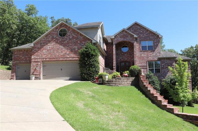 2464 N Fox  Tr, Fayetteville, AR 72703 (MLS #1118034) :: HergGroup Arkansas