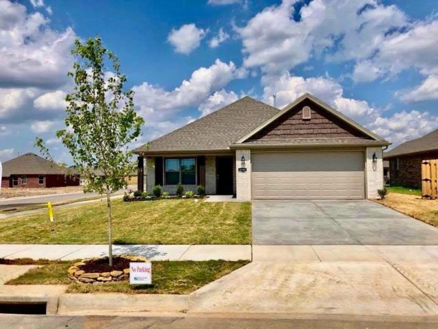 136 N Benchmark  Ln, Fayetteville, AR 72704 (MLS #1118049) :: HergGroup Arkansas