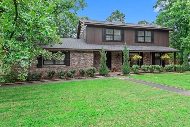 1006 E Glenn  Ln, Fayetteville, AR 72703 (MLS #1118155) :: McNaughton Real Estate