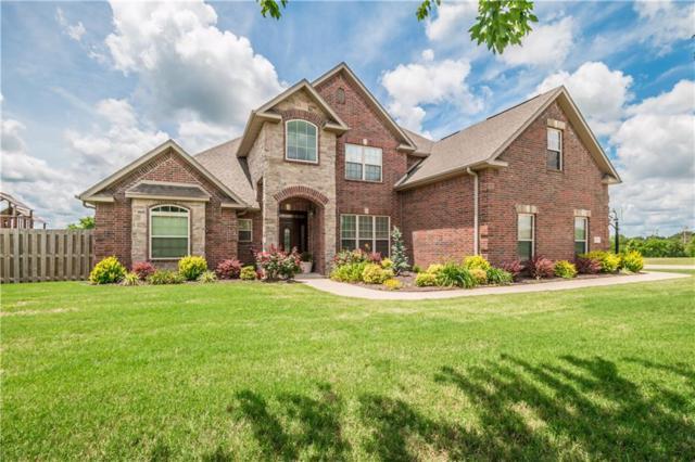 913 Woodley Green  Ln, Cave Springs, AR 72718 (MLS #1118472) :: McNaughton Real Estate