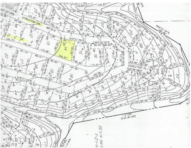 Lot 14 Dirleton  Dr, Bella Vista, AR 72715 (MLS #1118490) :: McNaughton Real Estate