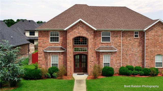 709 Se Hendrix  St, Bentonville, AR 72712 (MLS #1118579) :: McNaughton Real Estate