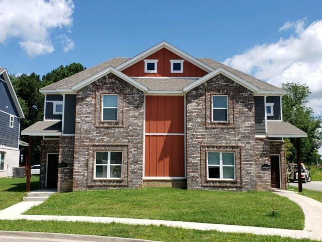 4064 & 4066  W Santa Maria  Ln, Fayetteville, AR 72704 (MLS #1118587) :: Five Doors Network Northwest Arkansas