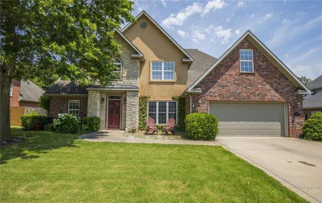 3909 Ne Nightingale  Ct, Bentonville, AR 72712 (MLS #1118602) :: Five Doors Network Northwest Arkansas