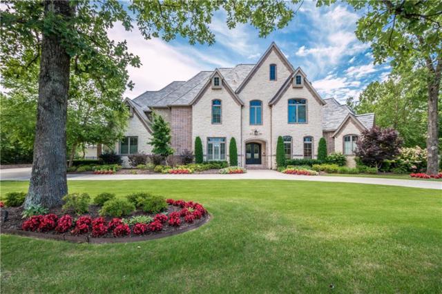 24 W Pinnacle  Dr, Rogers, AR 72758 (MLS #1118639) :: McNaughton Real Estate