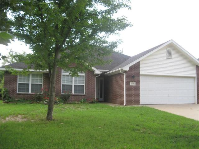 1401 Barberry  Ln, Bentonville, AR 72712 (MLS #1118650) :: McNaughton Real Estate