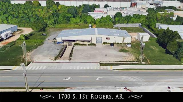 1700 S 1st  St, Rogers, AR 72756 (MLS #1118690) :: Five Doors Network Northwest Arkansas