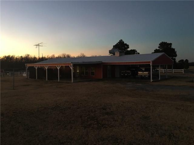 13384 E 570  Rd, Rose, OK 74364 (MLS #1118743) :: Five Doors Network Northwest Arkansas