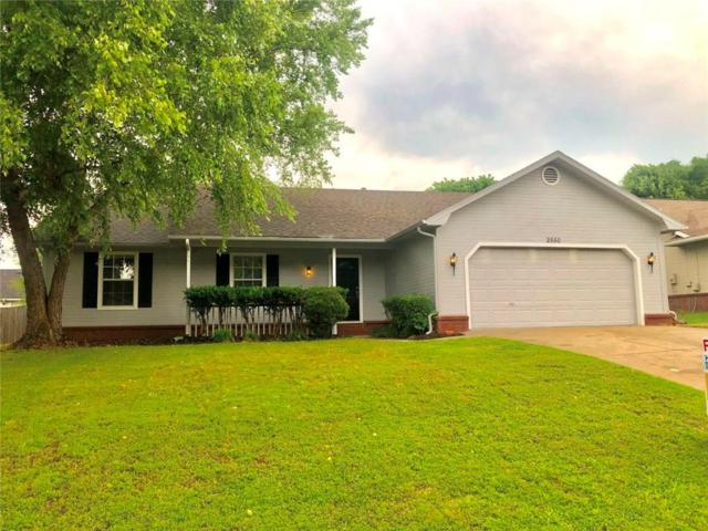 2550 W Arthur Hart  St, Fayetteville, AR 72703 (MLS #1118755) :: McNaughton Real Estate