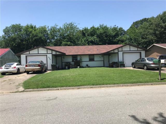 829 - 831 Betty Jo  Dr, Fayetteville, AR 72701 (MLS #1119035) :: Five Doors Network Northwest Arkansas