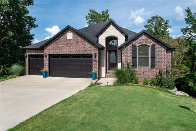 9 NE Spinnaker Ridge Lane, Bentonville, AR 72712 (MLS #1119849) :: McNaughton Real Estate