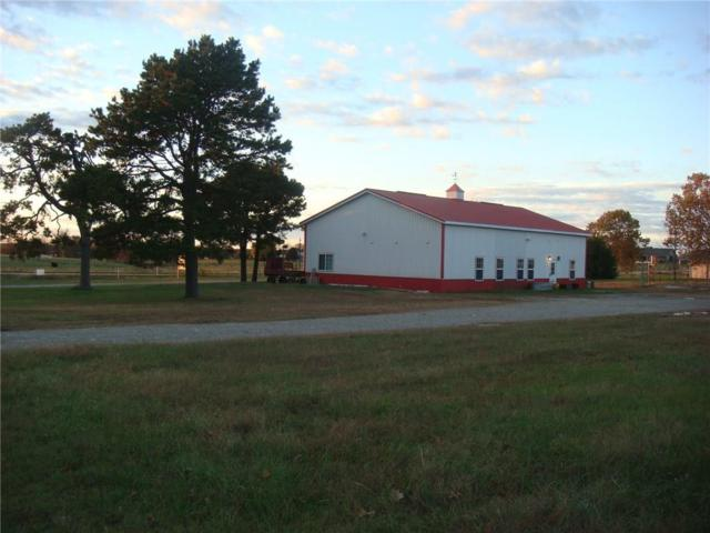 282 S Hwy 10, Kansas, OK 74347 (MLS #1120034) :: Five Doors Network Northwest Arkansas