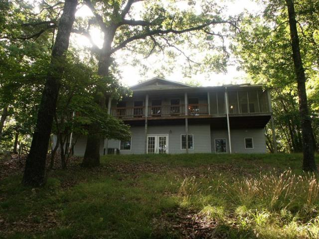 259 Ridge  Rd, Eureka Springs, AR 72631 (MLS #1120112) :: HergGroup Arkansas