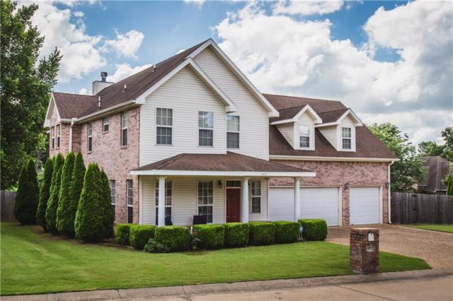 4053 Jessica  Ln, Springdale, AR 72764 (MLS #1120172) :: McNaughton Real Estate