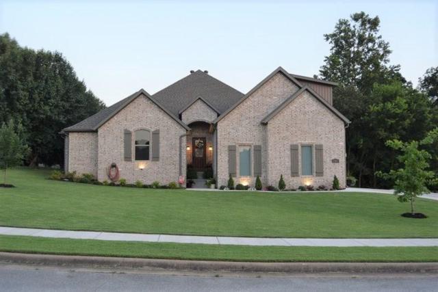 401 Pembridge  Dr, Cave Springs, AR 72718 (MLS #1120191) :: McNaughton Real Estate