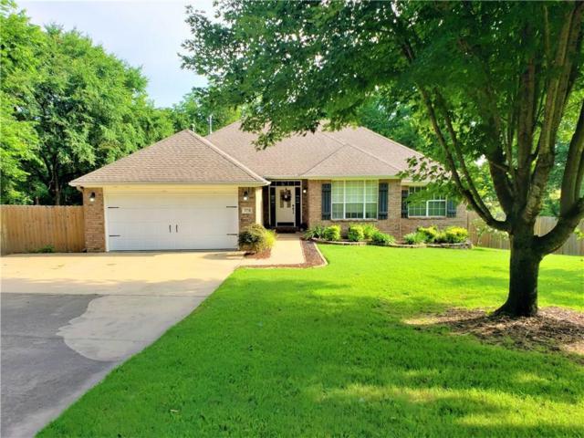 374 Brown  Rd, Cave Springs, AR 72718 (MLS #1120277) :: McNaughton Real Estate