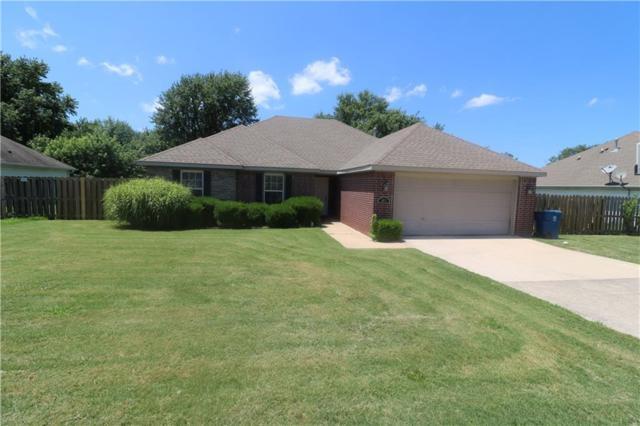 1075 Charles  St, Pea Ridge, AR 72751 (MLS #1121681) :: Five Doors Network Northwest Arkansas