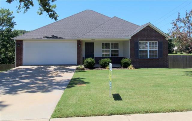 6283 Cord  Ave, Springdale, AR 72762 (MLS #1121689) :: Five Doors Network Northwest Arkansas