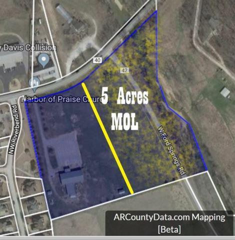 8543 W Mcnelly  Rd, Bella Vista, AR 72715 (MLS #1121691) :: Five Doors Network Northwest Arkansas
