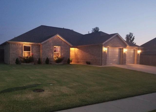 1001 Griffin  Ln, Pea Ridge, AR 72751 (MLS #1122080) :: HergGroup Arkansas