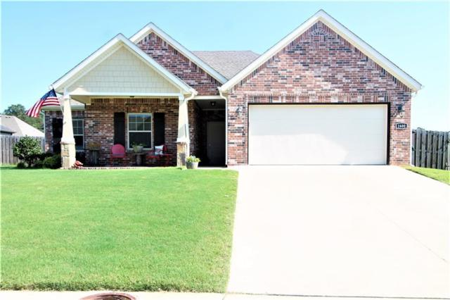 1600 Aniston  Rd, Centerton, AR 72719 (MLS #1122809) :: HergGroup Arkansas