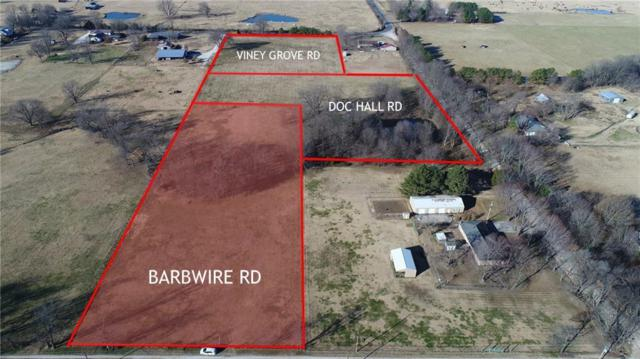 Barbwire Rd, Prairie Grove, AR 72753 (MLS #1123128) :: Five Doors Network Northwest Arkansas