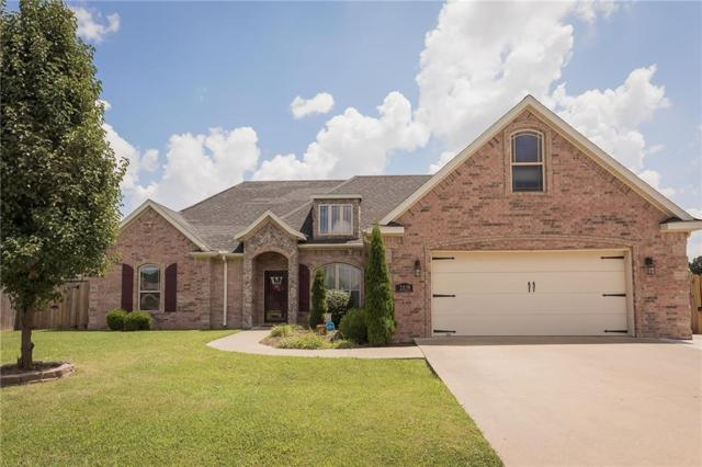 2839 Topaz  Dr, Fayetteville, AR 72704 (MLS #1123152) :: Five Doors Network Northwest Arkansas