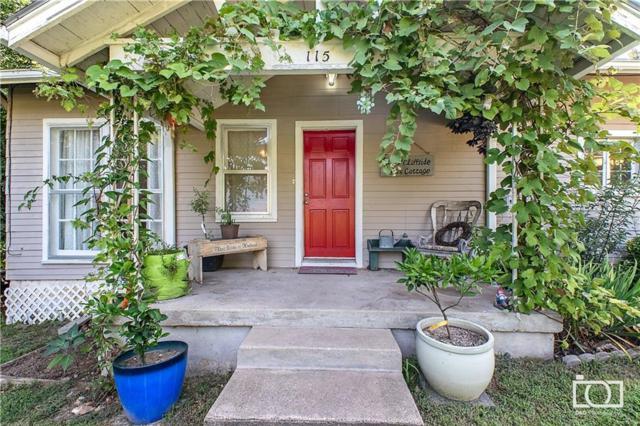 115 N Gunter  St, Siloam Springs, AR 72761 (MLS #1123211) :: McNaughton Real Estate