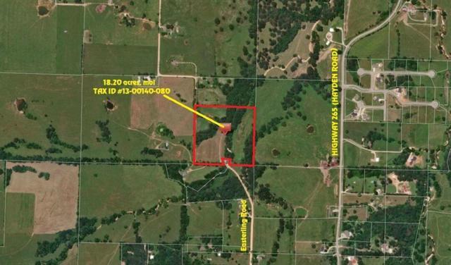 18.20AC Easterling  Rd, Pea Ridge, AR 72751 (MLS #1123392) :: HergGroup Arkansas